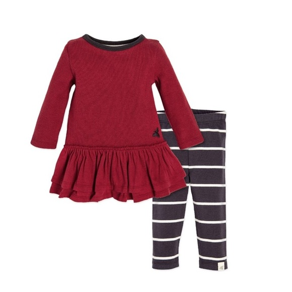 7d1c9d533 Burt's Bees Baby Matching Sets | On Sale Burts Bees Thermal Skater ...
